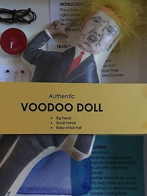 Trump Voodoo Doll Kit