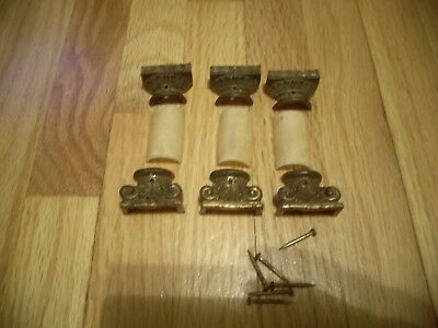 Mantle Clock Desoto  Columns for  Parts #6