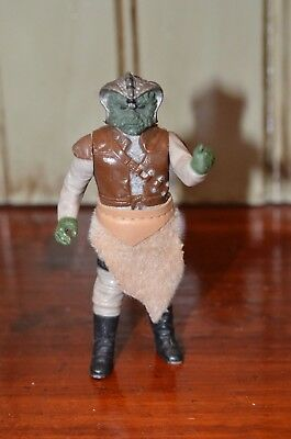 Vintage Star Wars Klaatu 1982 ROTJ LFL Action Figure Skiff Guard Kenner