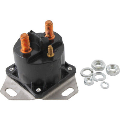 New Starter Solenoid Relay 12 Volt For Ford 3-Terminal Sw1951, Sw1951A