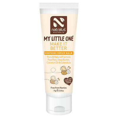Natralus My Little One Make It Better Soothing Repair Balm 75g