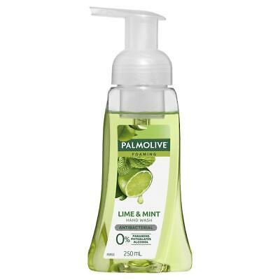 Palmolive Foaming Hand Wash Antibacterial (Lime & Mint) 250ml