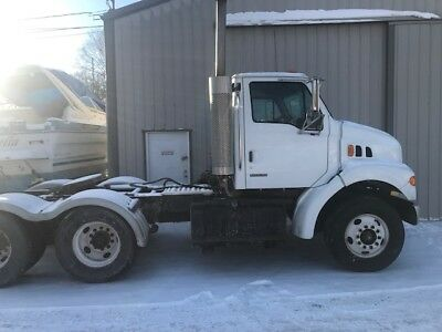 2003 Sterling LT7500 daycab. 56k original Miles  wet kit. NO RESERVE