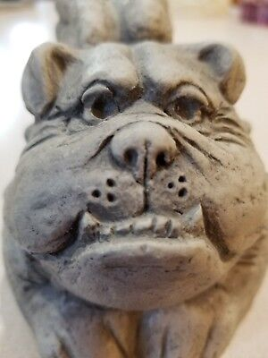 Buddy the Bulldog Angel by Tella M Stein.