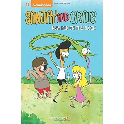 Sanjay and Craig #2: New Kid on the Block Brand New