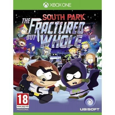 South Park The Fractured But Whole Xbox One Game Brand New