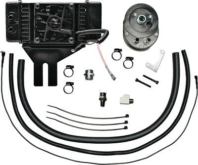 Jagg Oil Coolers Lowmount Oil Cooler System (Fan-Assisted) 751-FP2500