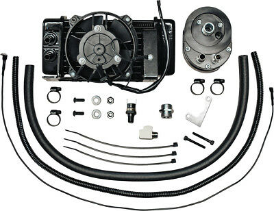 Jagg Oil Coolers Lowmount Oil Cooler System (Fan-Assisted) 751-FP2400