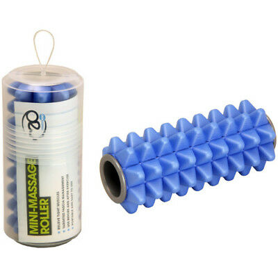Fitness Mad Mini Roller Unisex Sports Recovery Massage Tool - Blue One Size