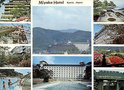 Nippon - Kyoto - Miyako Hotel in 16 acre Japanese Garden with 3 swimming pools