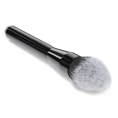 Soft Powder Big Blush Flame white-tipped Brush Foundation Makeup Brush Cosmetic