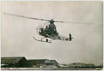 Aviation.n°24745.le Djinn.helicoptere A Air Comprime.cpsm