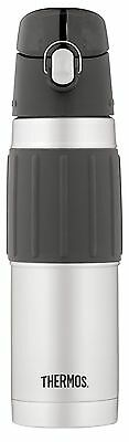 Thermos 2465p 18-ounce Stainless Steel Vacuum Insulated Hydration Bottle
