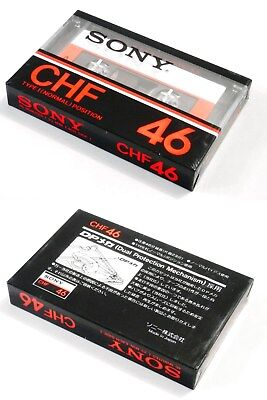One(1) SONY cassette tape CHF 46 Japan version Perfect condition