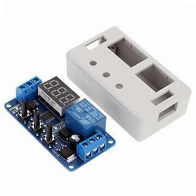DC 12V LED Delay Time Switch Module Timer Control Relay Multifunction Circuit BE