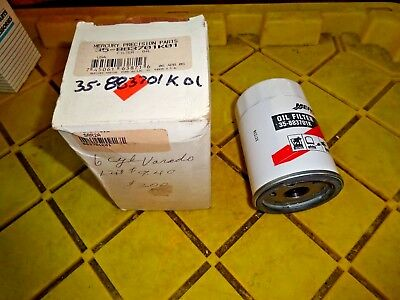 Mercury Quicksilver Oil Filter. Part 35-883701K01.