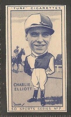 Carreras-Cut Turf Slide-Sport Series-#07- Horse Racing - Charlie Elliott