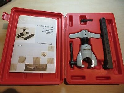 Rothenberger R222402 Refrigeration Pipe Flaring Tool In Case