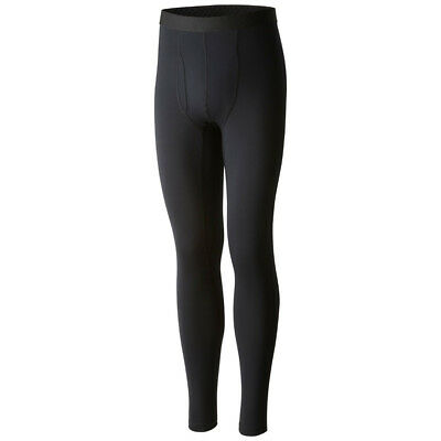 New Mens Columbia Midweight Omni-Heat Thermal Reflective Stretch Baselayer Tight