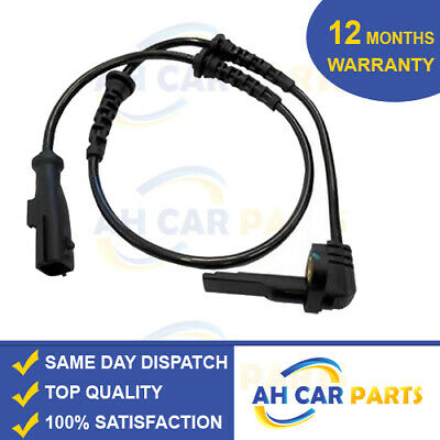 ABS WHEEL SPEED SENSOR FOR DACIA DUSTER 1.5 DCi 1.6 16V FRONT LEFT OR RIGHT-A180