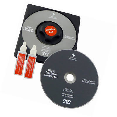 DVD Laser Lens Cleaner - For DVD Players Only