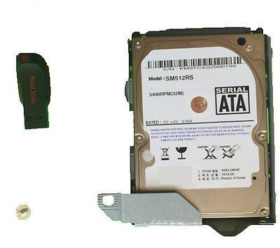 New All-in-one 2TB PS4 Hard Drive Upgrade Kit -For PlayStation 4 CUH-1100 Series