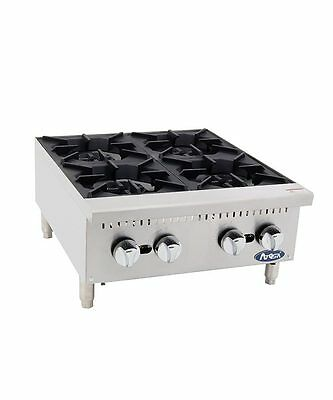 Atosa ATHP-24-4 HD 24″ Four Burner Hotplate