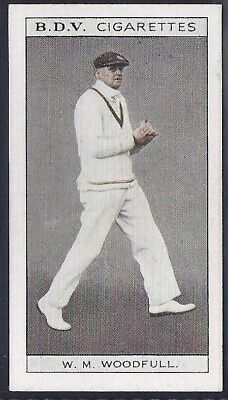 Phillips (Australia)-Whos Who In Sport (Double Sided)-#068- Woodfull - Kingsford