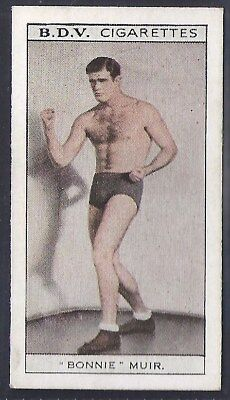 Phillips (Australia)-Whos Who In Sport (Double Sided)-#085- Muir - Belar