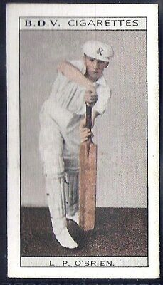 Phillips (Australia)-Whos Who In Sport (Double Sided)-#086- O'brien - O'reilly