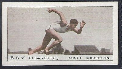 Phillips (Australia)-Whos Who In Sport (Double Sided)-#087- Robertson - Oldfield
