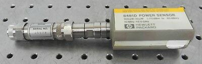 C146537 HP 8481D H70 Power Sensor 100pW-10µW -70 to -20dBm 100kHz-4.2GHz, 11708A