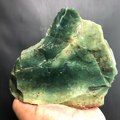 Top Quality Gem Green Agate Rough - 4 Lbs - From India