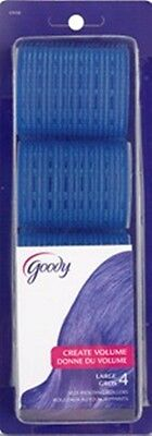 Goody Jumbo Self Holding Rollers, 4 Count - Color May Vary