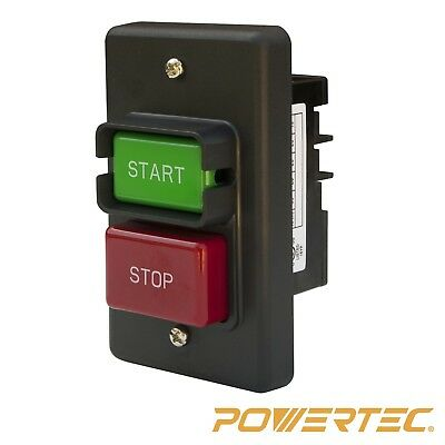 On Off Switch Start Stop Push Button Single Phase Motor Electric Industrial NEW