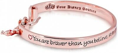 Disney Couture Winnie The Pooh Rose Gold-Plated Bangle