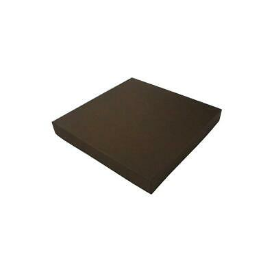 "Print File Square Proof Box, 12.5x12.5x1"", Brown #511-0501"