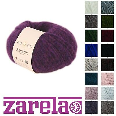 Rowan Brushed Fleece Chunky ****ALL COLOURS****