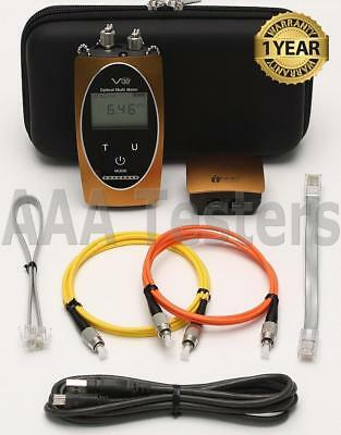 INNO V30 SM MM Fiber Optic Power Meter w/ VFL SingleMode MultiMode