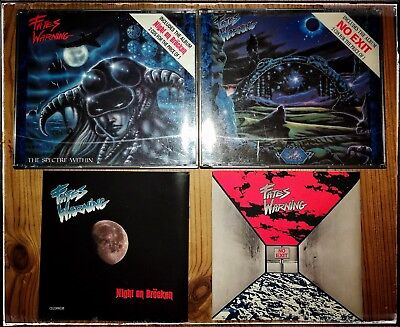 7 CDs FATES WARNING parallels no exit symmetry guardian