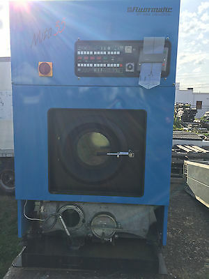 Fluromatic Mito 35 Dry Cleaning Machine