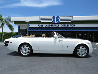 2010 Rolls-Royce Phantom -- 2010 Rolls-Royce Phantom Drophead Coupe