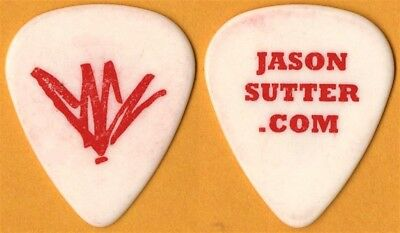 Chris Cornell Jason Sutter authentic 2009 tour issued custom stage Guitar Pick
