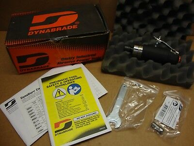 NEW Dynabrade 53811 Straight-Line Die Grinder 20000-RPM Steel Housing Front-Exha