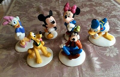 Royal Doulton 70th Anniversaty Disney Figurines 1928-1988. Issued  for One Year.