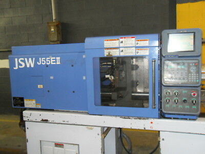 1998 JSW 55 TON Injection Molding Machine