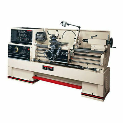 JET GH-1860ZX Lathe with 300S DRO and Taper Attachment 321591 New