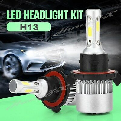 980W 147000LM LED H13 9008 Headlight Kit Hi//Low Beam Bulbs White 6000K HighPower