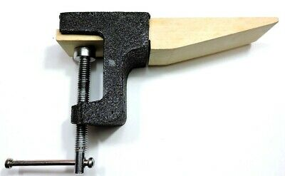 Jewellers Combination Bench Pin With Anvil Heavy Duty