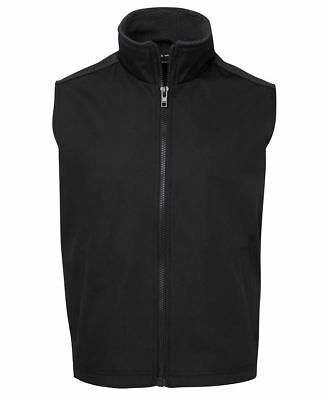 Jb's wear Water Proof Shepherd Fleece Lining A.T Vest with Internal Pockets EMB